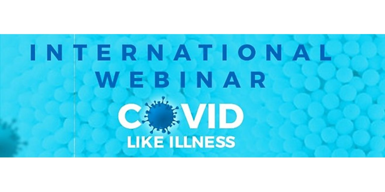 INTERNATIONAL WEBINAR ON COVID LIKE ILLNESS